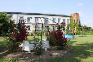 rosenpavillonsüdansicht