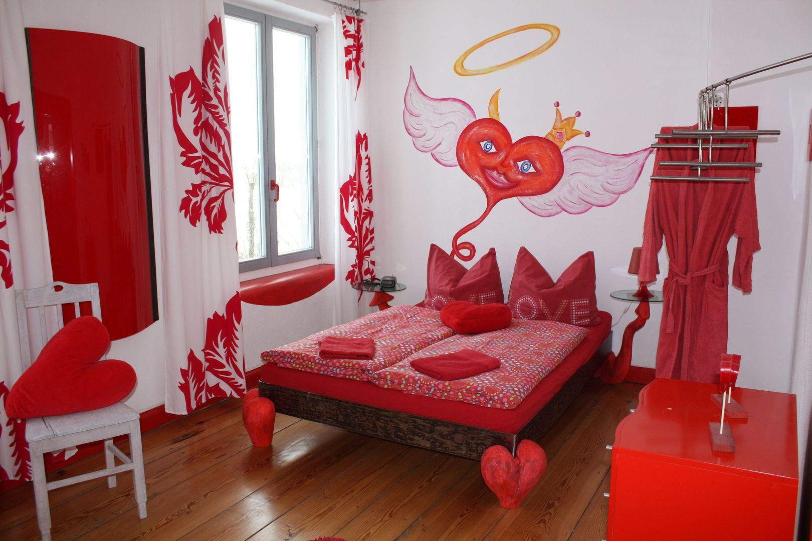 Zimmer Kunstgut Patapaya