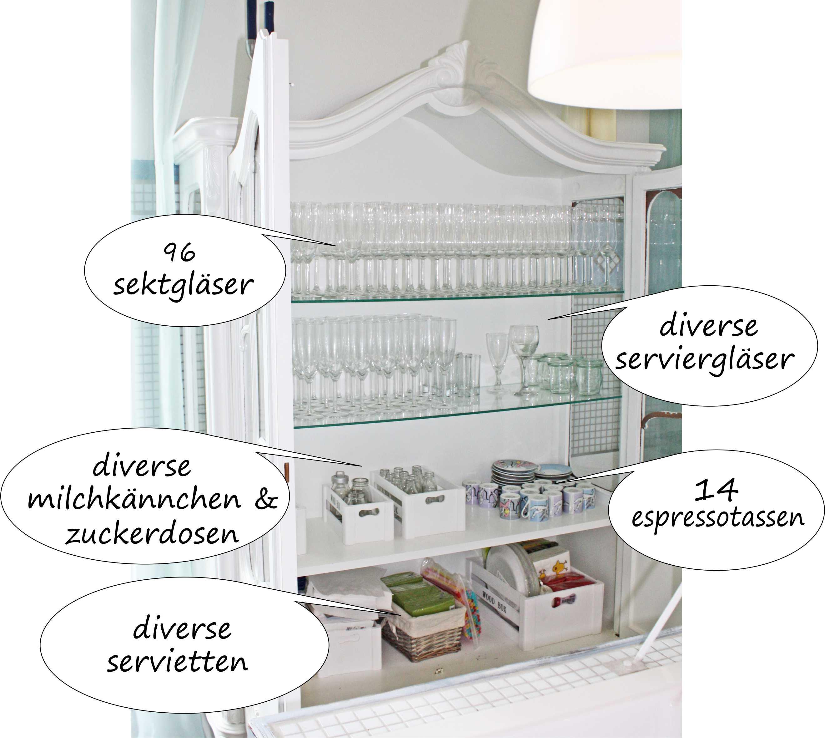 küchenvitrine